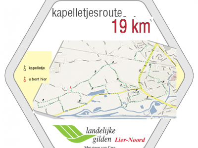 Maria kapelletjes route 19 km
